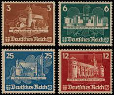 ** ALL. EMPIRE - Poste - 535/38, Avec Gomme Brune: Ostropa - Duitsland