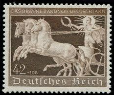 ** ALL. EMPIRE - Poste - 670, 7° Ruban Brun - Duitsland