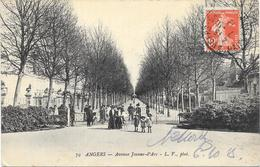 ANGERS : AVENUE JEANNE D'ARC - Angers