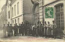 BAR SUR AUBE A La Suite Des Manifestations Viticoles  La Ville Est Occupée Militairement Le 13 Avril 1911 La Sous Prefec - Bar-sur-Aube
