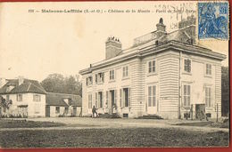 CP 78--MAISONS-LAFFITTE- (S Et O) Chateau De La Muette -Forêt De Saint-Germain-voyagée-  Scans Recto Verso- - Maisons-Laffitte