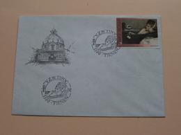 V.Z.W. TIPOC TIENEN 3300 > 13-6-1992 ( Enveloppe / Omslag > Detail : Zie Foto ) ! - Privados & Locales