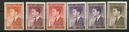 Vietnam ** N° 41 à 52 Président Ngo Din Diem - Vietnam