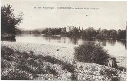 MEYRONNE : LES BORDS DE LA DORDOGNE - Francia
