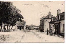 Thaumiers-La Place, Coté Est - Thaumiers
