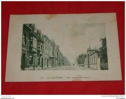 LA LOUVIERE  -  Rue Arthur Warocqué  -  1912  - - La Louvière