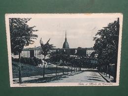 Cartolina Torino - Salita Al Monte Dei Cappuccini - 1928 - Italia