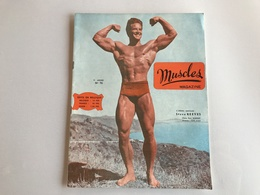 MUSCLES Magazine N°76 - Ete 1955 - Deportes