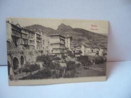 TENDA ITALIE ITALIA PANORAMA CPA DOS NON DIVISE 1911 No 8459 - Italia