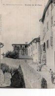 CPA   83   HYERES-LES-PALMIERS---MONTEE DE ST-PAUL - Hyeres