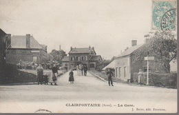 CLAIREFONTAINE- LA GARE - Other Municipalities