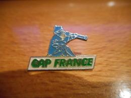 A048 -- Pin's Gap France - Ciudades