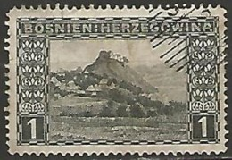 BOSNIE-HERZEGOVINE N° 29 OBLITERE - Bosnia And Herzegovina
