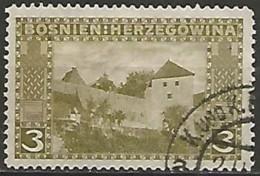 BOSNIE-HERZEGOVINE N° 31 OBLITERE - Bosnia And Herzegovina