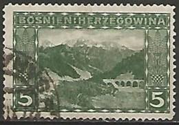BOSNIE-HERZEGOVINE N° 32 OBLITERE - Bosnia And Herzegovina