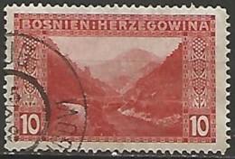 BOSNIE-HERZEGOVINE N° 34 OBLITERE - Bosnia And Herzegovina