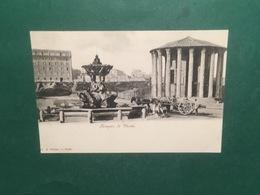 Cartolina Roma - Tempio Di Vesta - 1920 Ca. - Roma