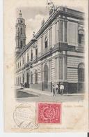 MEXIQUE - GUADALAJARA. CPA Voyagée En 1907 Colegio Josefino - Messico