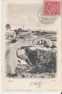 MEXIQUE - JALAPA. CPA Voyagée En 1905  Dique - México