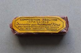 - Pate Zéolithe. Inventée Par Hamon Père - Pour Donner Le Tranchant Aux Rasoirs - - Profumi & Bellezza