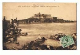 35 - SAINT MALO - La Mare Aux Canards Et Le Fort National  - 1094 - Saint Malo
