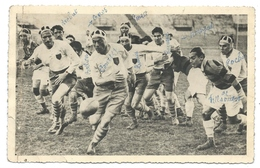 COLOMBES (92) Match De Rugby En 1928 Au Stade Olympique Yves Du Manoir - Photo - Rugby