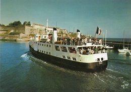 L Acadie    Liaison Entre Quiberon Et Belle  Ile - Steamers