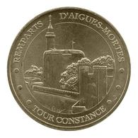 Monnaie De Paris , 2012 ,Aigues-Mortes , Remparts D'Aigues-Mortes , Tour Constance - Other