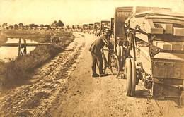 CPA - Belgique - Militaria - Armée Belge - Pontage - B1 - Equipage Automobile De Pont - Guerra 1914-18
