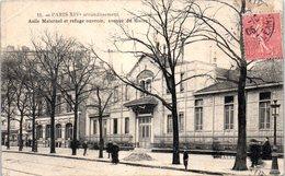 75 PARIS 14ème - Asile Maternel Et Refuge Ouvroir, Avenue Du Maine (état :plis) * - District 14