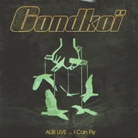 CONDKOI - Albi Live... I Can Fly - CD - Punk