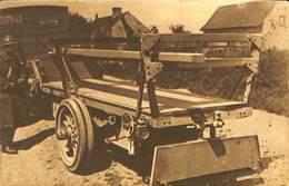 CPA - Belgique - Militaria - Armée Belge - Pontage - B3 - Haquet Vide - Guerra 1914-18