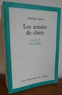 Les ANNEES DE CHIEN - Livres, BD, Revues