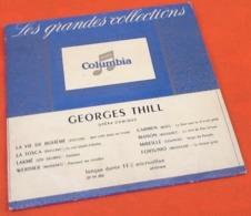 Vinyle 33 Tours (25cm) Georges Thill Opéra-Comique Columbia 33 FH 503 - Formats Spéciaux