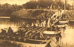 CPA - Belgique - Militaria - Armée Belge - Pontage - B9 - Le Pont En Construction - Guerra 1914-18