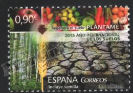Spain - Espagne 2015 Yvert 4691, International Year Of Soils - MNH - 1931-Hoy: 2ª República - ... Juan Carlos I