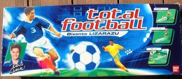 JEU DE SOCIETE - TOTAL FOOTBALL - Bixente Lizarazu - Edition Bandai 2001 - Jeux De Société