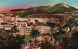 ALGÉRIE ORAN  Place De La République Et Hôpital Baudens - Oran