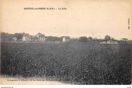 77. N° 104629 .nanteuil Sur Marne .la Folie . - Autres Communes