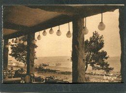 CPA - ILE D'OLERON - SAINT TROJAN - Terrasse De L'Hôtel Restaurant Du Chalet - Ile D'Oléron