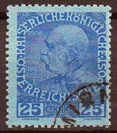 CRETE Bureaux Autrichienne 1914, Yvert 18a, 200 Euros !!! - Levante-Marken