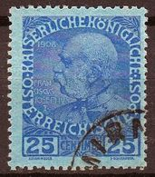 CRETE Bureaux Autrichienne 1914, Yvert 18a, 200 Euros !!! - Eastern Austria