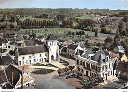 77. N° 104895 .mouroux .cpsm .la Mairie Et L Eglise . - Other Municipalities
