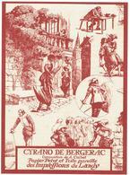 Impressions Du Landy - CYRANO DE BERGERAC - Papiers Peints.... - Publicités