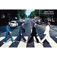 Affiche The Beatles ABBEY ROAD - Affiches