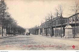 75013. N° 103898 .paris .metro .boulevard Auguste Blanqui . - France