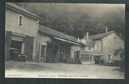 Ardèche. Prades Prés De Vals Les Bains. La Source Du Vernet - Autres Communes