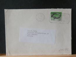 A11/912 LETTRE EIRE  1992  POUR LA BELG. - 1949-... Republic Of Ireland