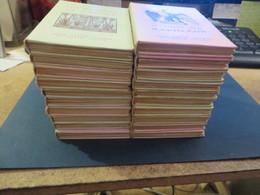 PARIS HENRI BEZIAT EDITEUR,petits Format 7cm X 9,5cm ,dont NAPOLEON , VOLTAIRE,EDGAR POE , MONTAIGNE 20 Livres - Books, Magazines, Comics