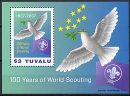 Scoutisme 2007 : Neuf -XXX - Tuvalu